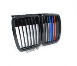 Grill BMW E30 Th. 1982-1994 Shiny Black Model M Color