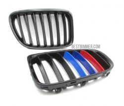 Grill BMW E84(X1) Shiny Black Model M Color