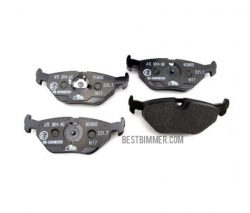 Brake Pad Rear BMW E36, E34, E39, E46 Merek ATE