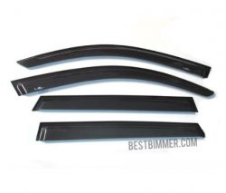 Door Visor BMW X1 E84 Th. 10-UP