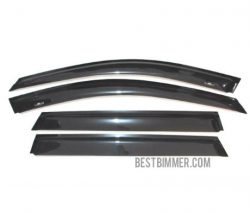 Door Visor BMW X1 F48 Th. 15-UP