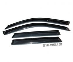 Door Visor BMW X3 E53 Th. 1999-2007