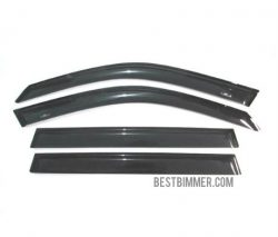 Door Visor BMW X3 E83 Th. 2003-2010