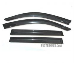 Door Visor BMW X3 F25 Th. 10-UP