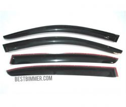 Door Visor Long Type BMW E66 Th. 02-08