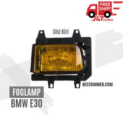 Foglamp BMW E30 Warna Kuning - Sisi Kiri