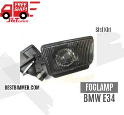 Foglamp BMW E34 - Sisi Kiri
