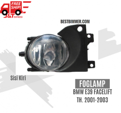 Foglamp BMW E39 Facelift Th. 2001-2003 - Sisi Kiri