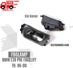 Foglamp BMW E39 Pre Facelift Th. 1996-2000 - Sisi Kanan