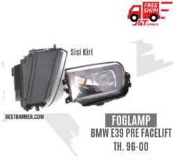 Foglamp BMW E39 Pre Facelift Th. 1996-2000 - Sisi Kiri