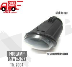Foglamp BMW X5 E53 Th. 2004 - Sisi Kanan