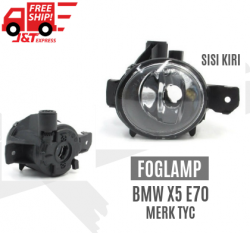 Foglamp BMW X5 E70 Merk TYC - Sisi Kiri