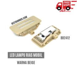LED Lampu Rias Mobil Warna Beige BMW E90, E90N, E91, E91N, E92, E92N, E60, E60N, E61, E61N, X1 E84, X3 F25, X5 E70, X6 E71, E72