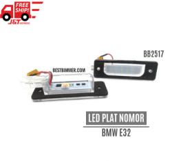 LED Plat Nomor BMW E32