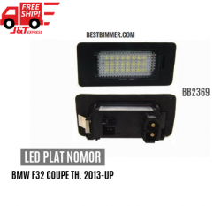 LED Plat Nomor BMW F32 Coupe Th. 2013-UP