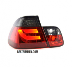 Stoplamp BMW E46 Facelift Th. 2002-2004 Red & Smoked