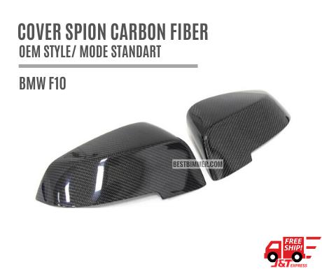 Cover Spion Carbon Fiber OEM Style Model Standart BMW F10