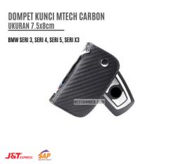 Dompet Kunci Mtech Carbon Ukuran 7.5x8cm