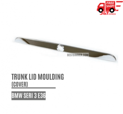 Trunk Lid Moulding (Cover) BMW E36 Th. 1991-1991